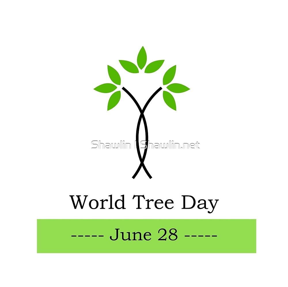 World tree day june 28  by Shawlin Mohd
