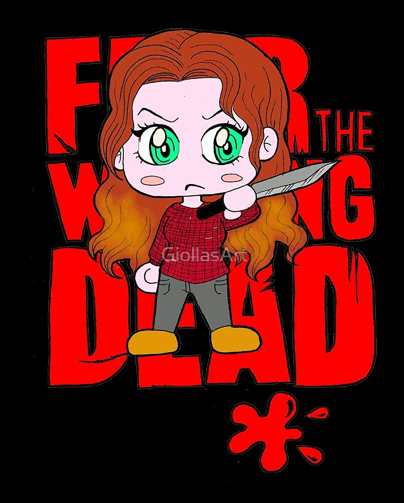 Cute Alicia Clark by GiollasArt