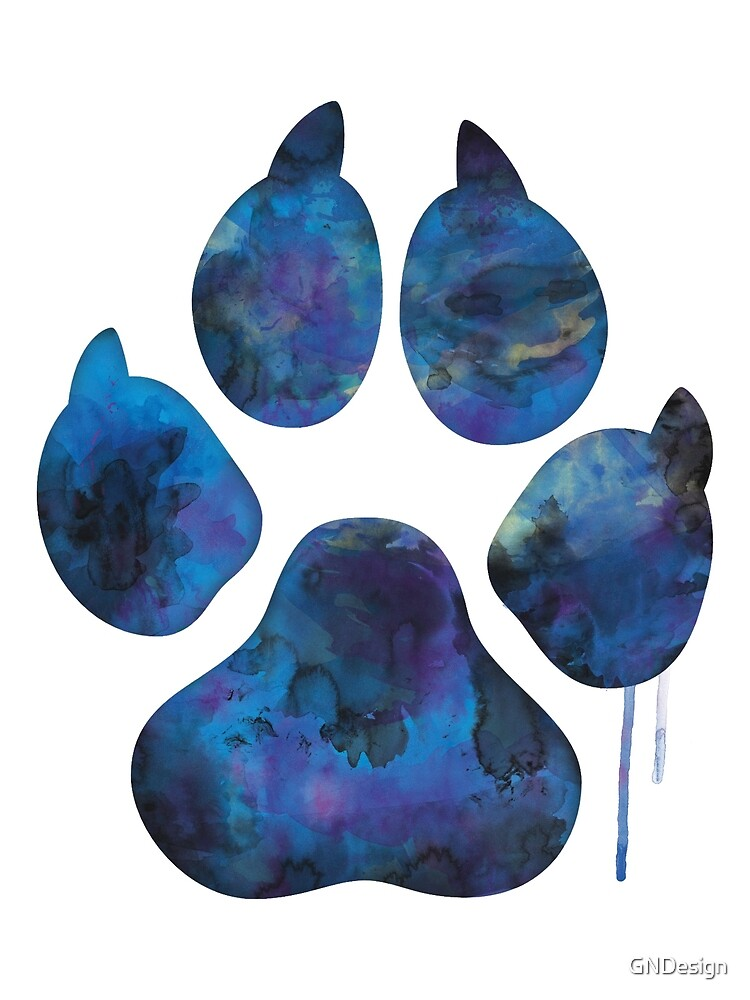 PAW PRINT by GNDesign
