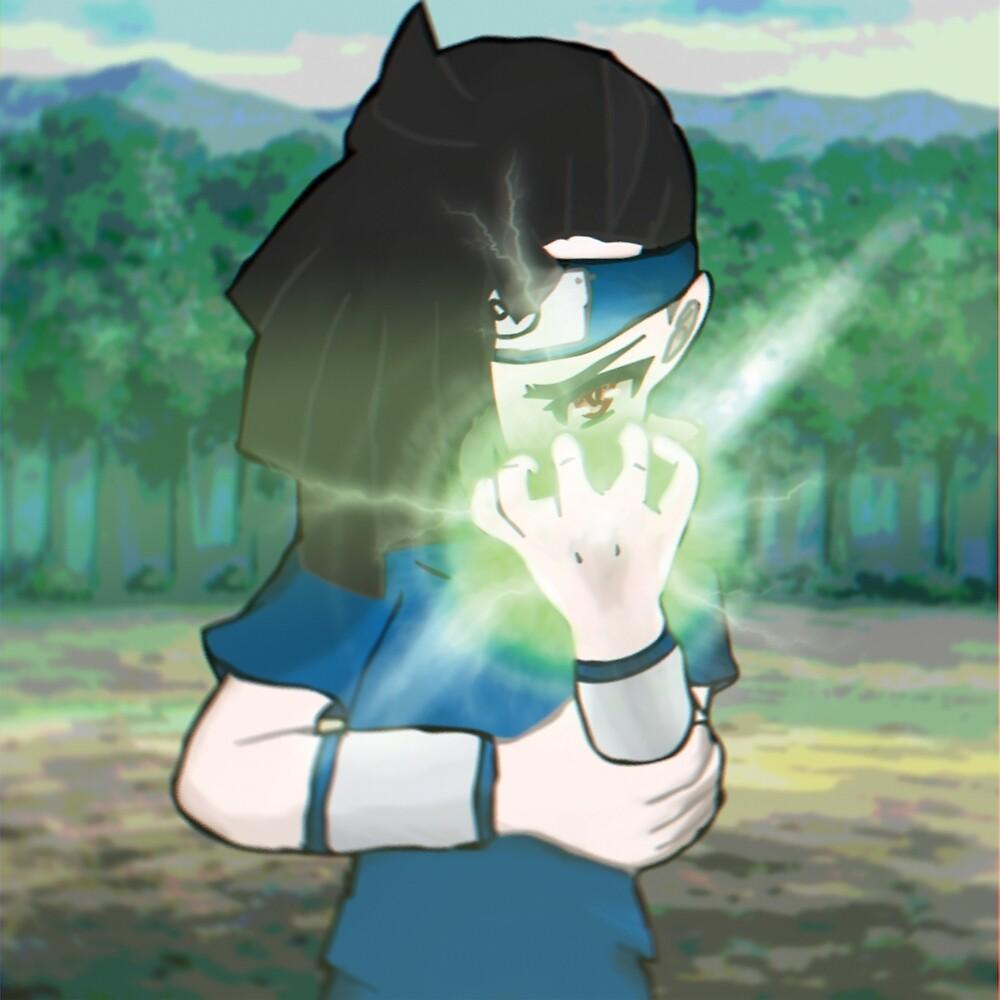 "Pokémon Sun and Moon - Gladion ""Uchiha"" Alternate by ZelaKantal"