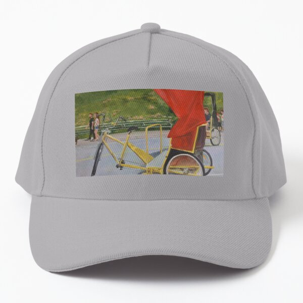 Sunday Afternoon in Central Park West Baseball Cap