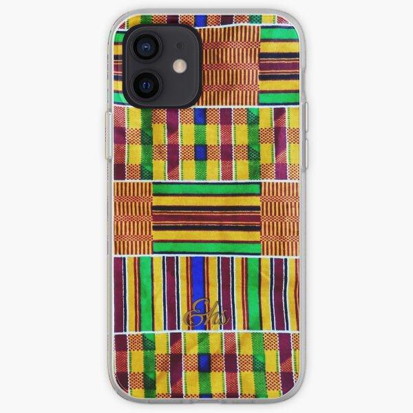 Textured Kente iPhone Soft Case