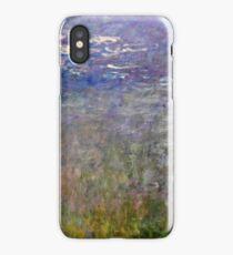 Claude Monet - Water Lilies (1915 - 1926)  iPhone Case/Skin