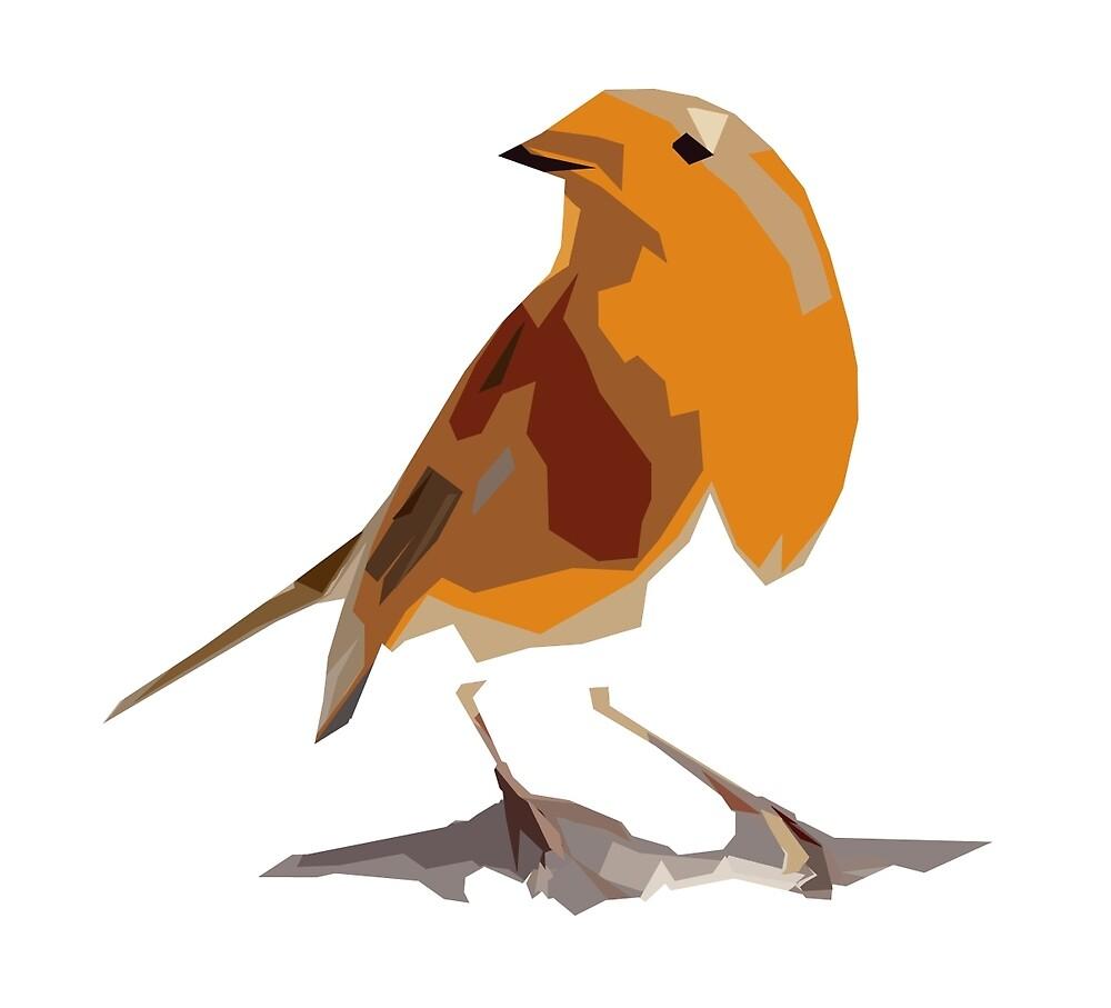 Bird by Nordkindchen