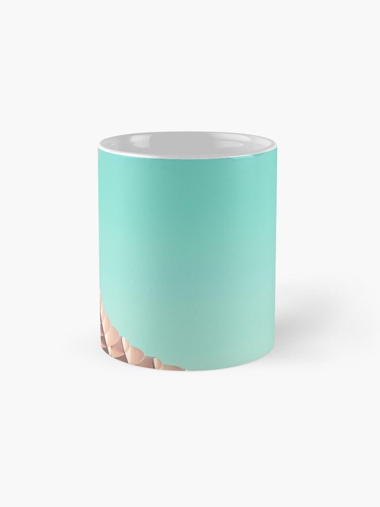 Alternative Ansicht von Waffel oder nicht? Tasse