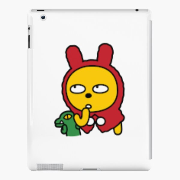 KakaoTalk Friends Muzi & Con (Red Riding Hood) iPad Snap Case