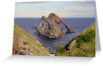 Bow Fiddle Rock by irenicrhonda
