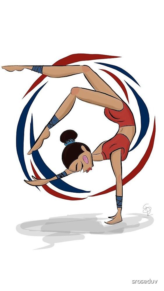 Gymnastic  by sroseduv