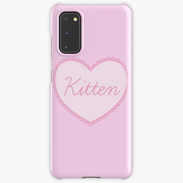 Kitten Samsung Galaxy Snap Case