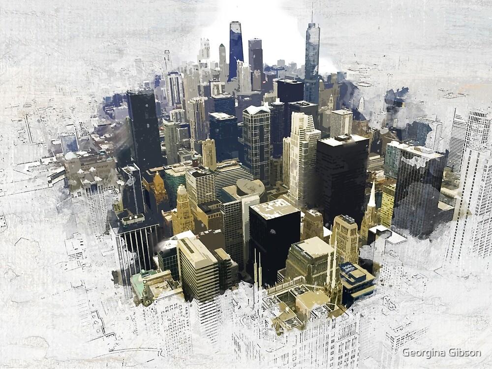 Grunge Chicago by Georgina Gibson