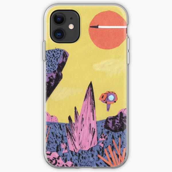 Alien Planet iPhone Soft Case