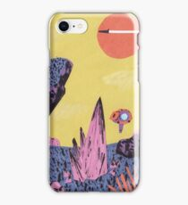 Alien Planet iPhone Case/Skin