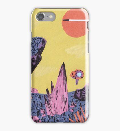 Alien Planet iPhone Case/Skin