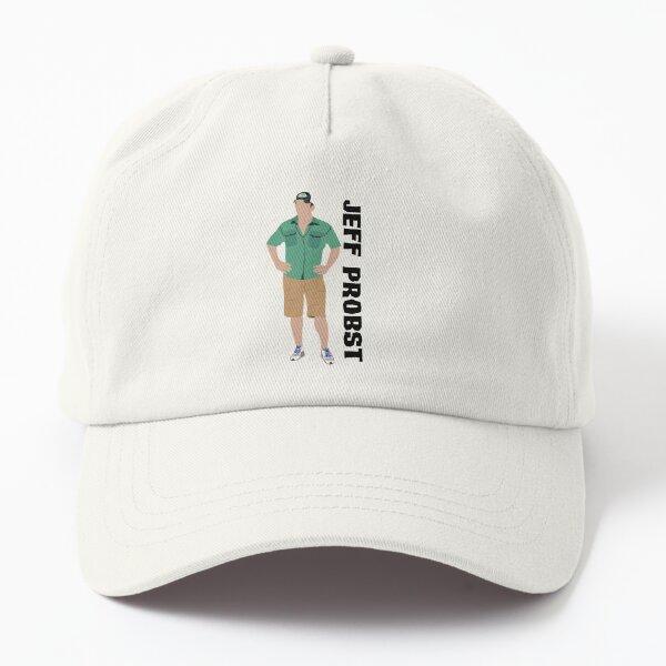 Jeff Probst- Survivor Dad Hat