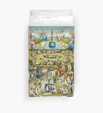 Hieronymus Bosch - The Garden Of Earthly Delights 1515  Duvet Cover