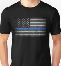 Thin Blue Line  Unisex T-Shirt