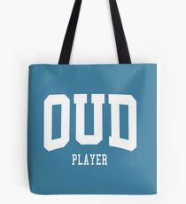 Oud Player Tote Bag