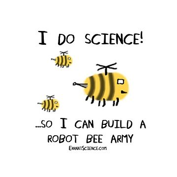 Science for robot bees! by ErrantScience