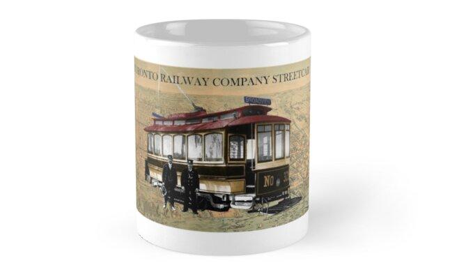 1896 Toronto Railway Company Streetcar by StmpnkJnctn