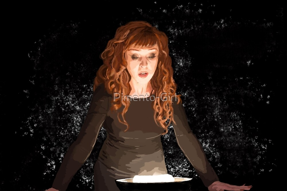 Rowena - Queen of Witches by Pimento-Girl