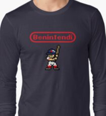 Benintendi sprite Long Sleeve T-Shirt