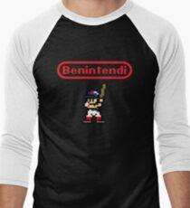 Benintendi sprite Men's Baseball ¾ T-Shirt