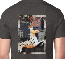 White Hind Unisex T-Shirt
