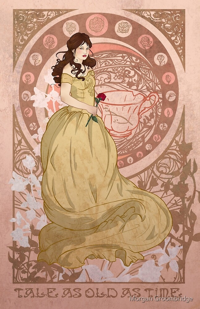 Once Upon a Time by Morgan Groombridge