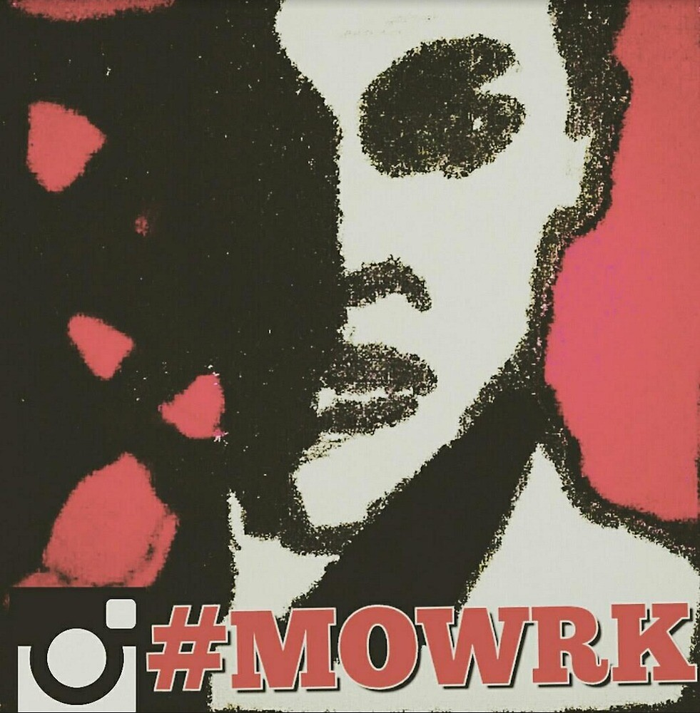 MOWRK HASHTAG ! 2 by MOWRK! ARTS
