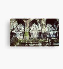 Gunung Kawi Canvas Print