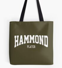 Hammond Player Tote Bag