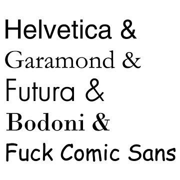 Typefaces by Nicolasderoux