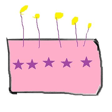 Ugly Cake by HanaDavis