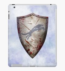 Stark Shield - Battle Damaged iPad Case/Skin