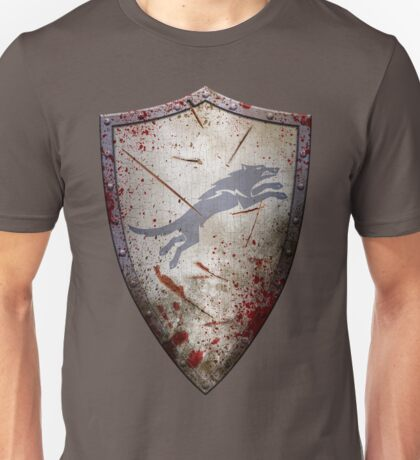 Stark Shield - Battle Damaged Unisex T-Shirt