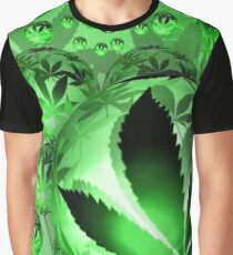 The Cannabis Bubble Original  Graphic T-Shirt