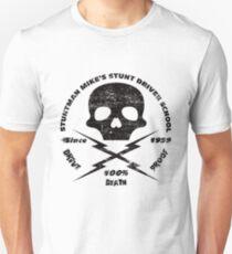 Stuntman Mike Stunt Driver School T-Shirt