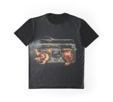 Green Day Revolution Radio Graphic T-Shirt