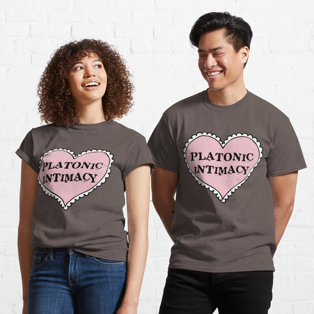 platonic intimacy   friendship Classic T-Shirt