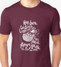 hard cold doctor who T-Shirt