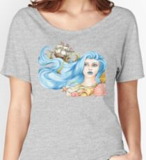Queen of the Sea Women's Relaxed Fit T-Shirt
