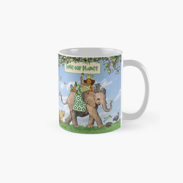 Love Our Planet Classic Mug