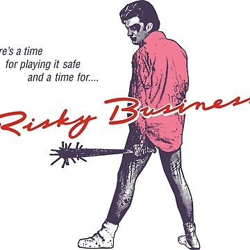 Risky Business Steve by randyriggs