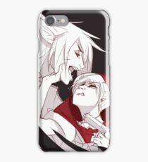 Big Bad Wolf iPhone Case/Skin