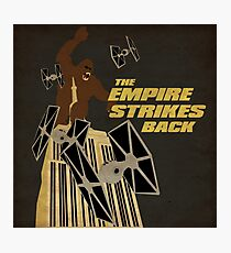 The Empire Strikes Back Photographic Print