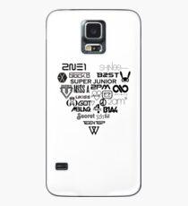 Kpop Group logos  Case/Skin for Samsung Galaxy