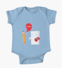Pencil + paper Kids Clothes