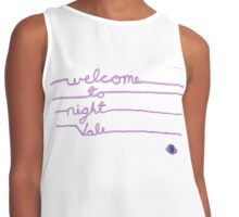 Welcome to Night Vale Contrast Tank