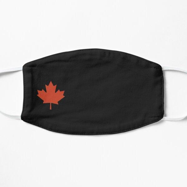Flag of Canada Flat Mask