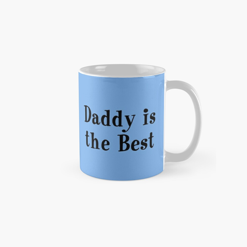 BioShock – Daddy is the Best Poster (Black) Mug